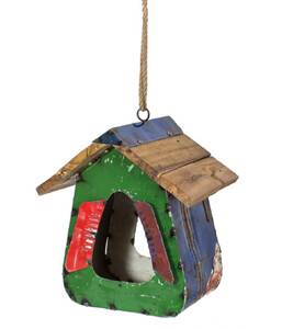 Dehner Natura Futterhaus Cubby House