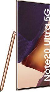Samsung Galaxy Note20 Ultra 5G Smartphone (17,45 cm/6,9 Zoll, 512 GB Speicherplatz, 108 MP Kamera)