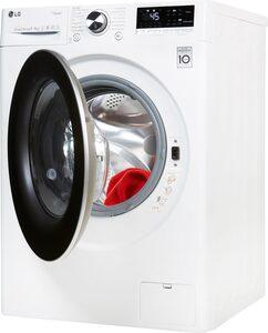 LG Waschtrockner V7WD96H1, 9 kg/6 kg, 1400 U/Min