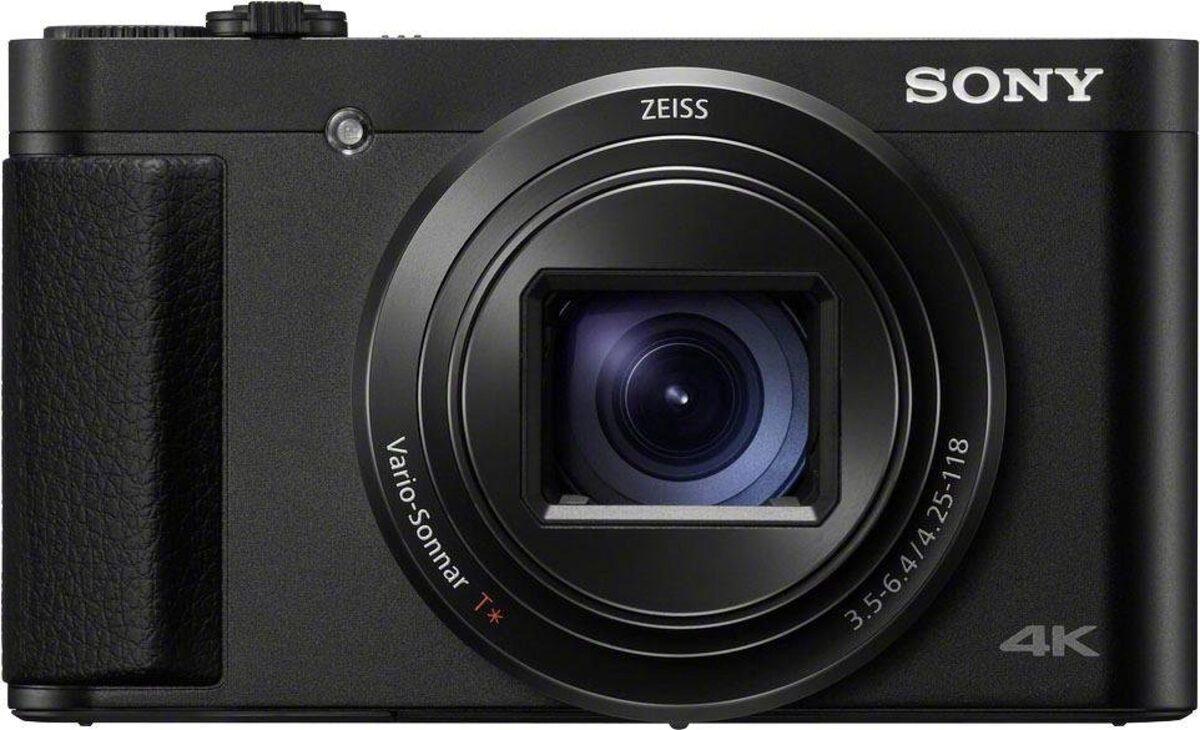Bild 1 von Sony »DSC-HX95« Kompaktkamera (ZEISS® Vario-Sonnar T* 24-720 mm, 18,2 MP, 28x opt. Zoom, NFC, WLAN (Wi-Fi), Bluetooth, Display, 4K Video, Augen-Autofokus)