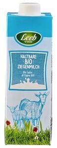 Leeb Vital Ziegenmilch oder Ziegenheumilch-Joghurt