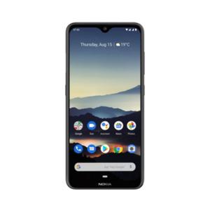 Nokia 7.2 Dual-SIM 6GB/128GB charcoal Android 9.0 Smartphone mit Zeiss-Kamera