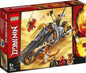 LEGO NINJAGO  Spiel-Set 70672 »Coles Offroad-Bike«
