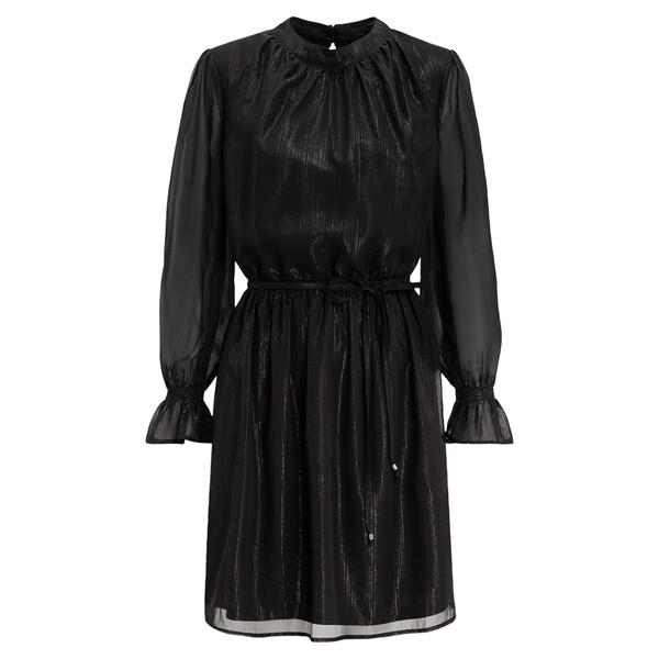 Damen Kleid mit Effektgarn