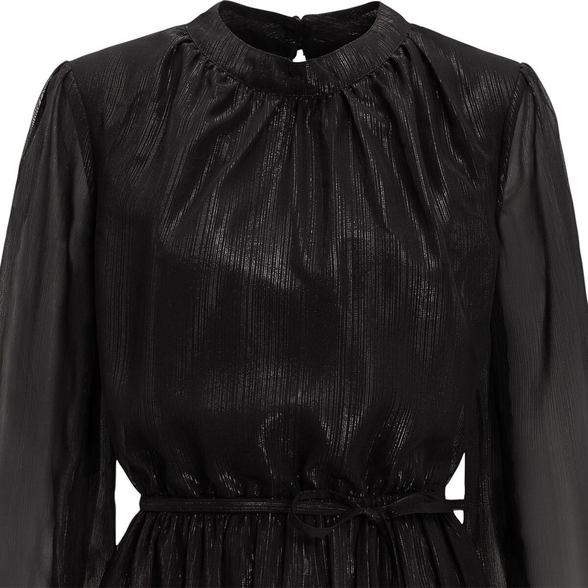 Bild 2 von Damen Kleid mit Effektgarn