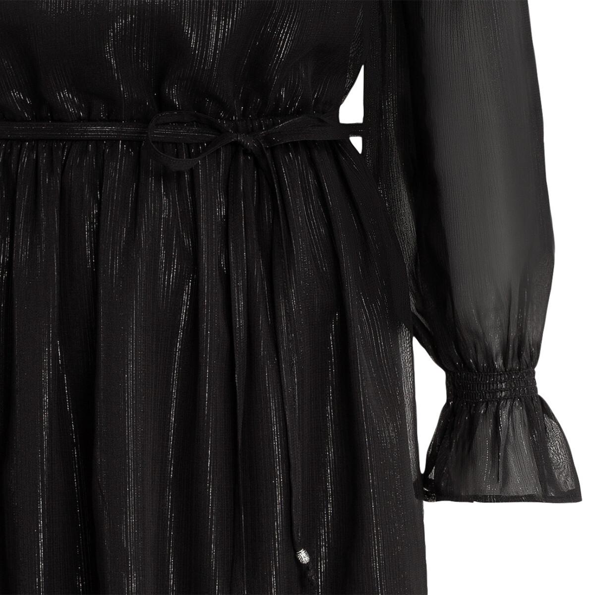 Bild 3 von Damen Kleid mit Effektgarn