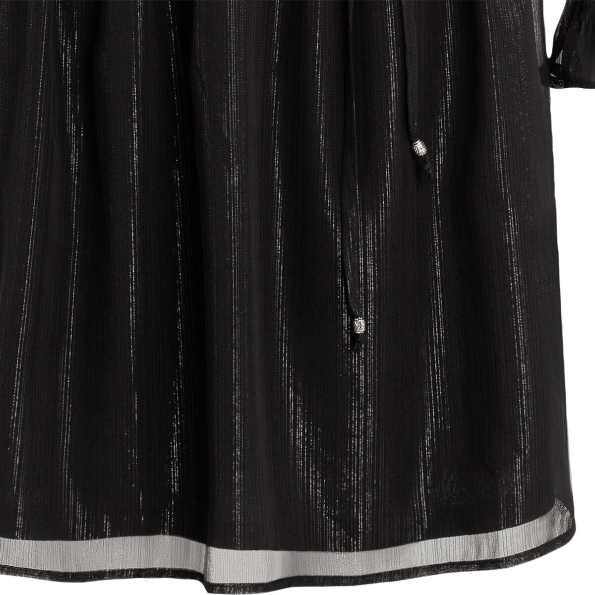 Bild 4 von Damen Kleid mit Effektgarn