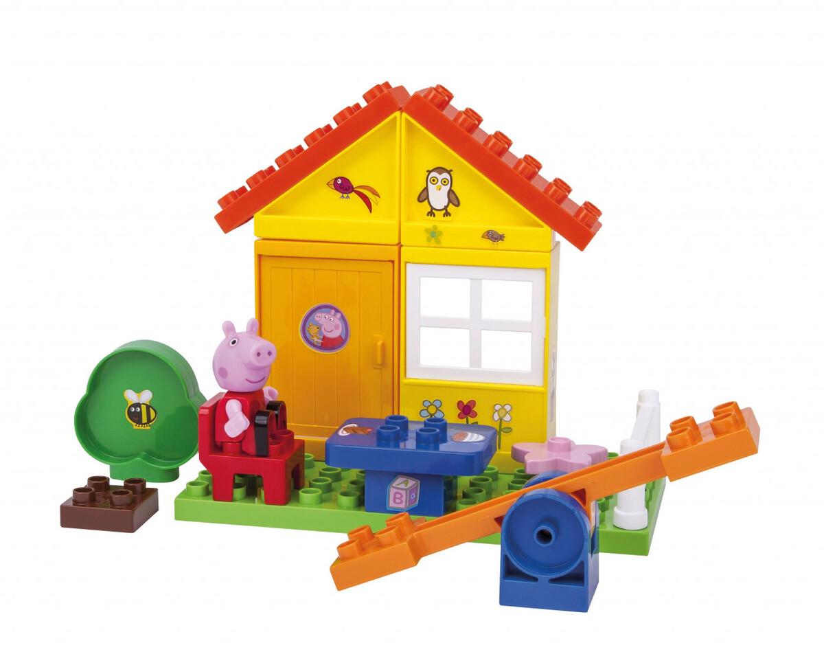 Bild 3 von BIG Bloxx Peppa Pig Garden House