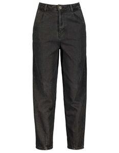Damen Mom-Jeans mit Eingrifftaschen