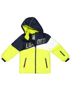Jungen Ski-Jacke mit Wattierung