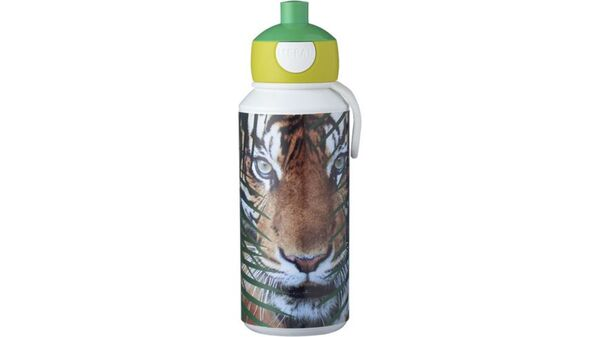 "MEPAL Trinkflasche Pop-up Campus ""Animal Planet Tiger"""