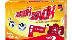 Noris Spiele - Zack Zack