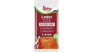 Poliboy Clever Care Leder Feuchttücher