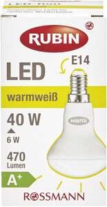RUBIN RUBIN LED REFLEKTOR R50