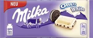 Milka Oreo White Schokolade