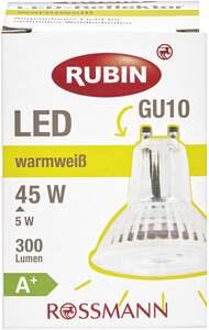 RUBIN RUBIN LED REFLEKTOR GU10