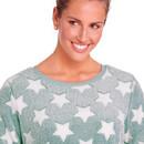 Bild 4 von Damen Kuschelkleid mit Stern-Allover