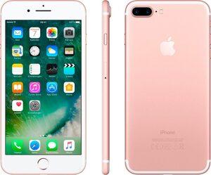 Apple iPhone 7 Plus Smartphone (13,9 cm/5,5 Zoll, 32 GB Speicherplatz, 12 MP Kamera)