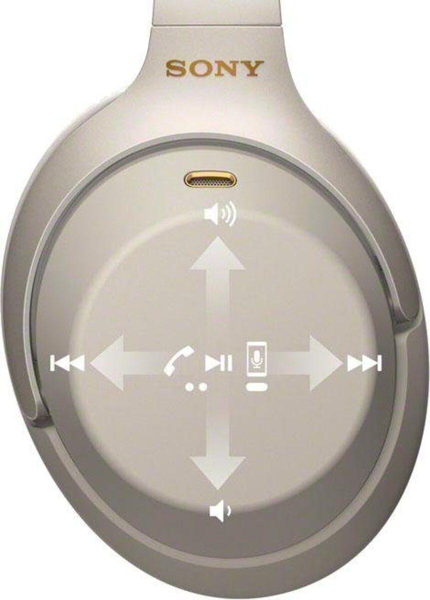 Bild 5 von Sony »WH-1000XM3« Over-Ear-Kopfhörer (Bluetooth, NFC, Headset mit Mikrofon, Touch Sensor, Schnellladefunktion)