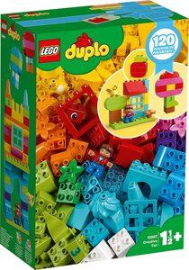 LEGO® Spielbausteine »LEGO® 10887 DUPLO®: Steinebox Bunter Bauspaß«
