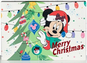 "Undercover Adventskalender ""Minnie Mouse"""