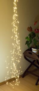 Star-Max LED Silberdraht Lichtbündel