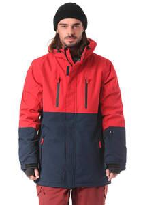 Light Danzig - Snowboardjacke für Herren - Rot
