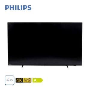 """43PUS7505/12 · 3 x HDMI, 2 x USB, CI+ · integr. Kabel-, Sat- und DVB-T2-Receiver · Maße: H 56,8 x B 97,3 x T 8,4 cm · Energie-Effizienz A (Spektrum A+++ bis D), Bildschirmdiagonale: 43""""/108 cm"""