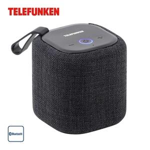 Bluetooth®-Lautsprecher BS1024 · ca. 5 h Musikwiedergabe  · bis zu 10 m Übertragungsreichweite · microUSB-Anschluss  *Logo: Icon_Bluetooth_5_0