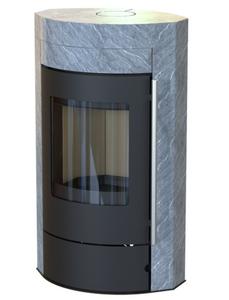 Kaminofen »Ignis«, Naturstein, 7 kW