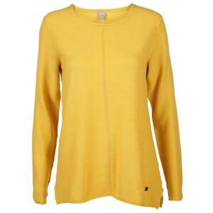 Damen Feinstrick - Pullover mit Biese