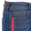 Bild 3 von Damen Jeans mit Galonstreifen