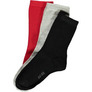 Damen Socken im 3er Pack