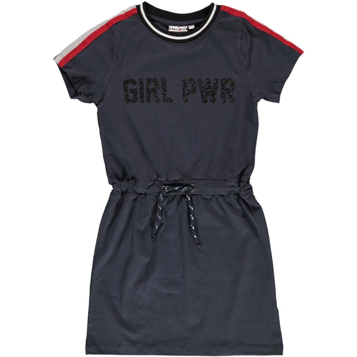 Bild 1 von Mädchen Kleid mit Glitzer-Print