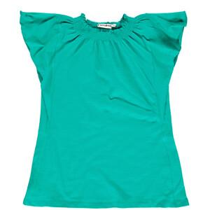 Mädchen Shirt mit Flügelärmeln