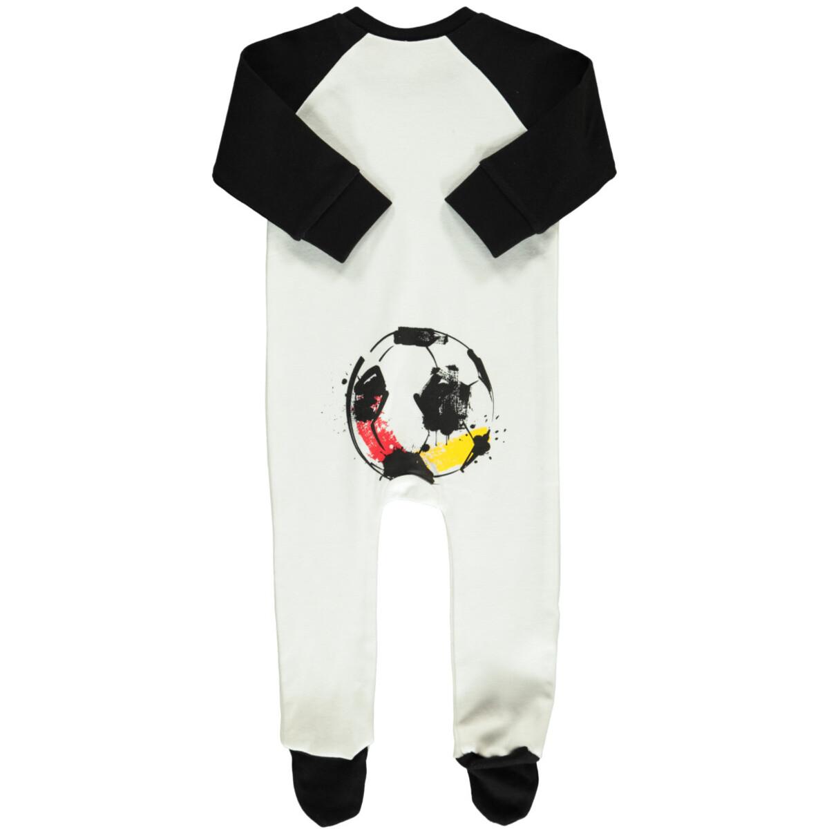 Bild 2 von Baby Pyjama mit Fussball Print