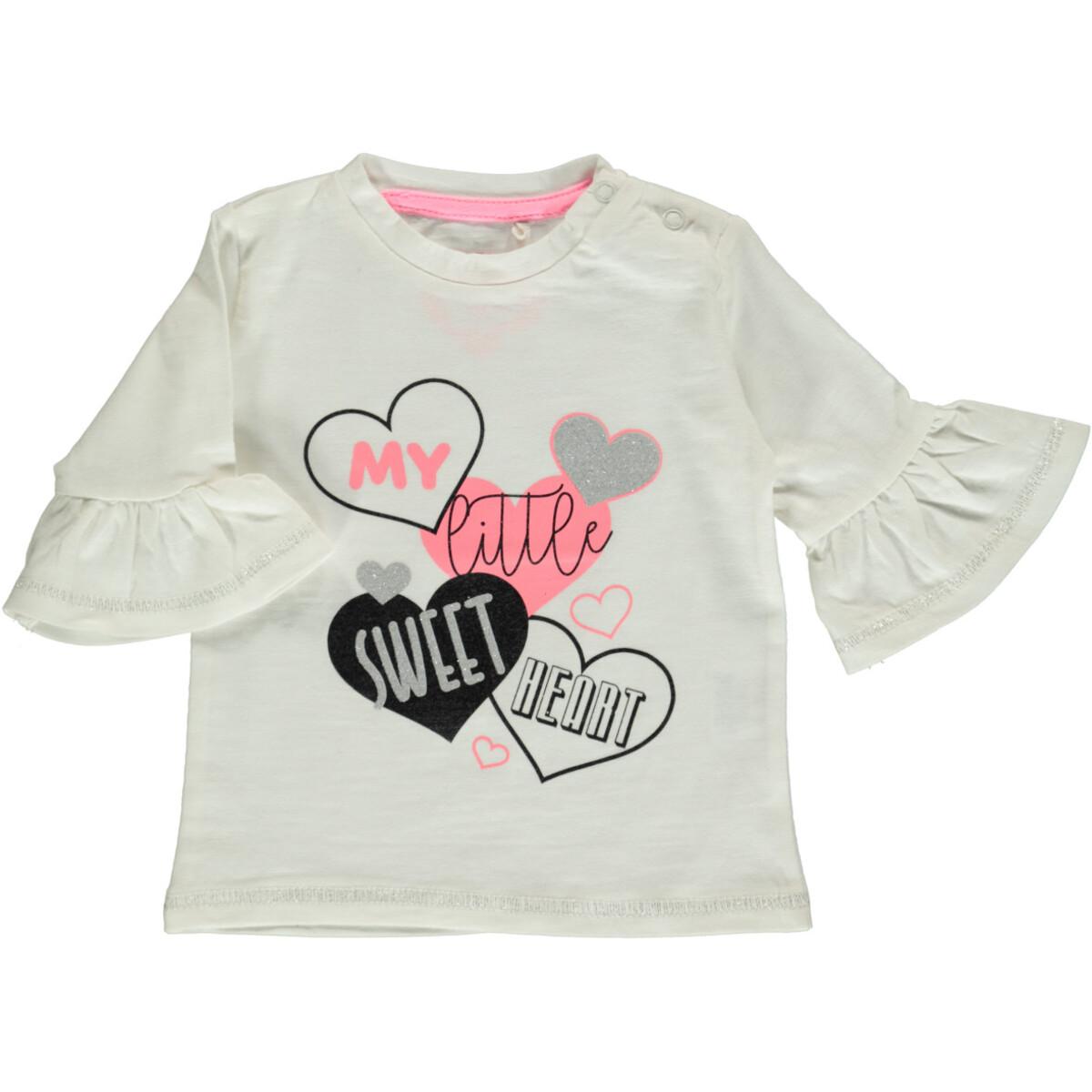 Bild 1 von Baby Shirt mit Glitzer Print