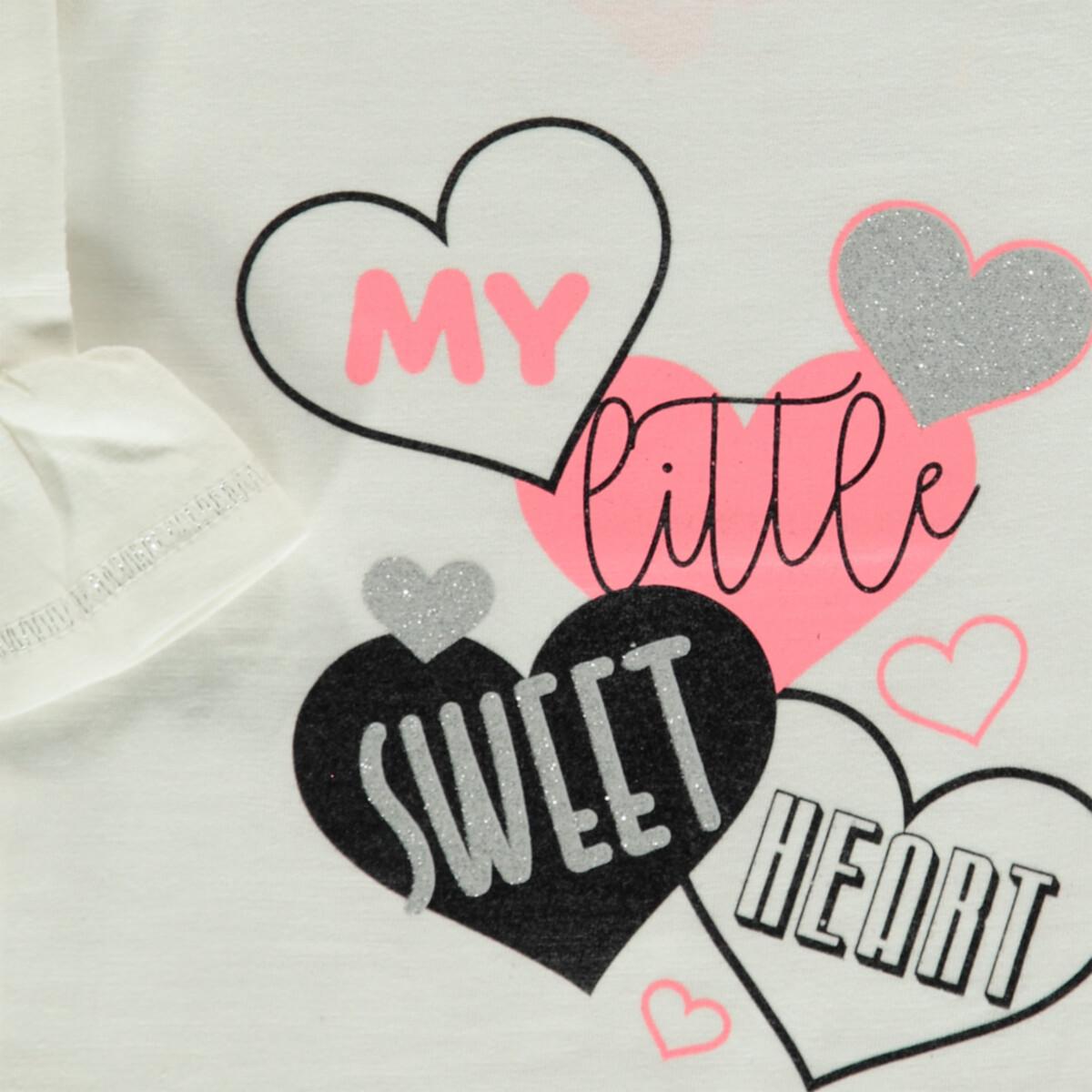 Bild 3 von Baby Shirt mit Glitzer Print