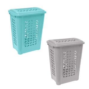 Keeeper Wäschebox 60 Liter in verschiedenen Farben