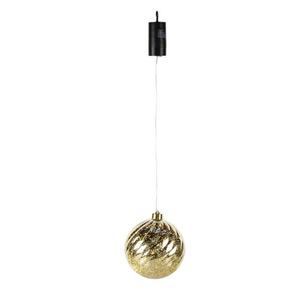 ProVida LED-Hängeobjekt Ornament Kugel Ø15 cm
