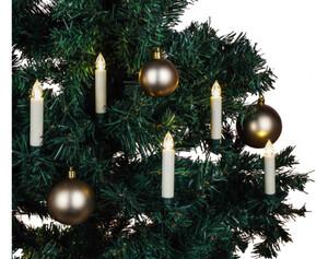 Weihnachtskerzen 15 LEDs