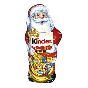 Ferrero Kinder Schokolade Weihnachtsmann 55 g