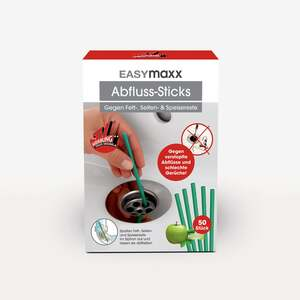 EASYmaxx Abfluss-Sticks