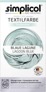 simplicol Textilfarbe intensiv Blaue Lagune