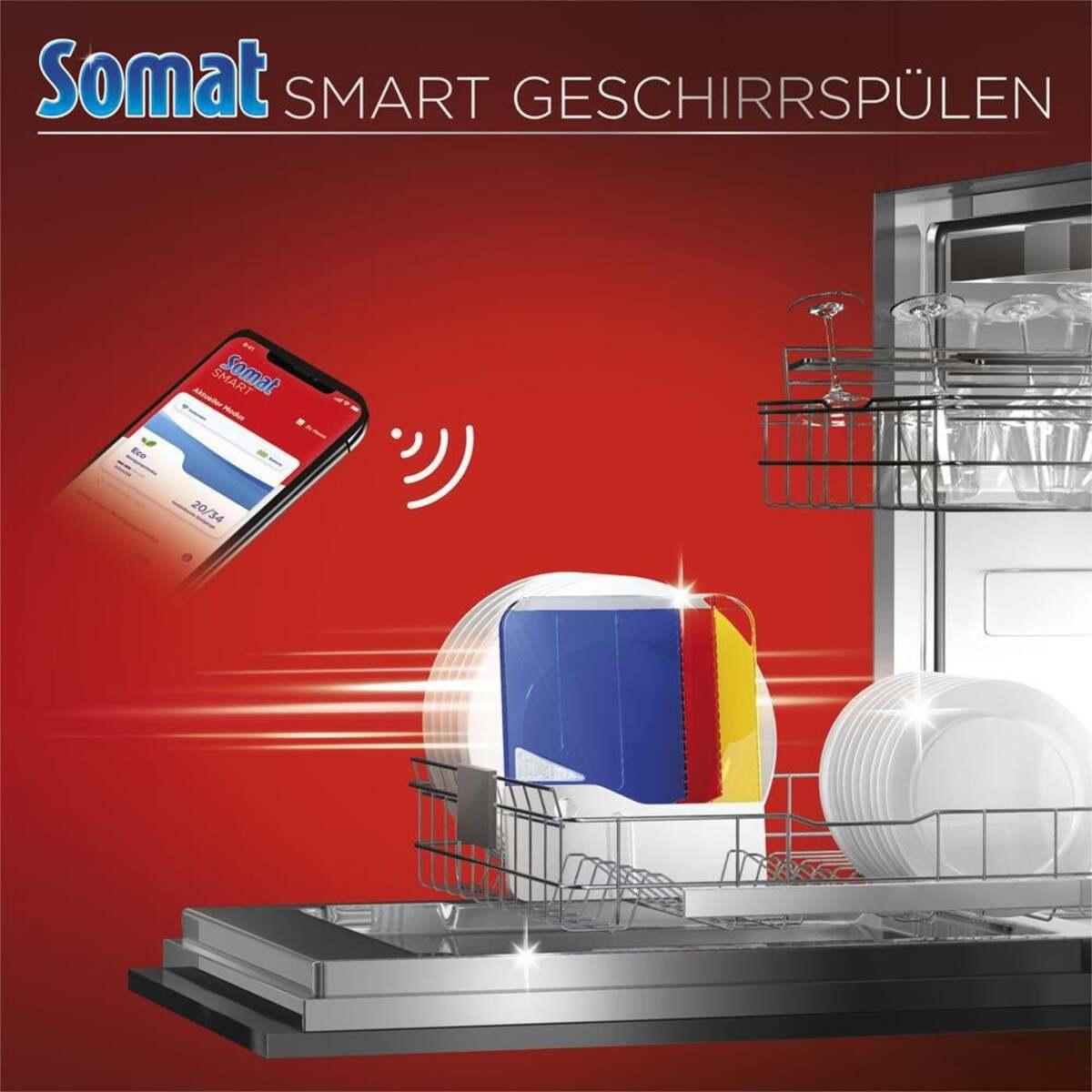 Bild 1 von Somat Somat Smart Starter-Kit All-in-1 Geschirrspülreiniger