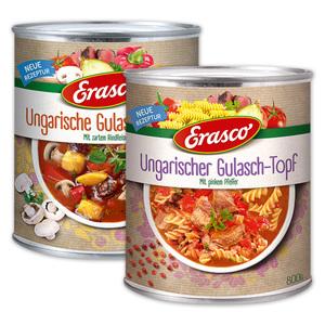 Erasco Eintopf-Spezialitäten