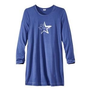 Damen-Nachthemd mit traumhaftem Sternen-Motiv