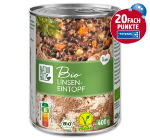 NATURGUT Bio-Eintopf oder Bio-Suppe