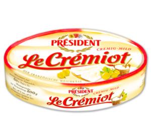 PRÉSIDENT Le Cremiot classic oder Leicht