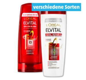 L'OREAL ELVITAL Shampoo oder Spülung
